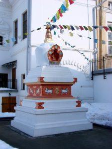 Stupa-Rerikh